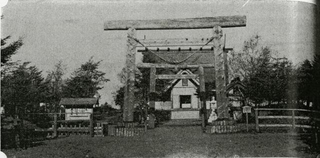 敷香神社 | 海外神社(跡地)に...
